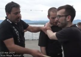 Selfdefense expert) Swiss TV (French)